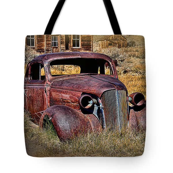 1937 Chevrolet Coupe Tote Bag