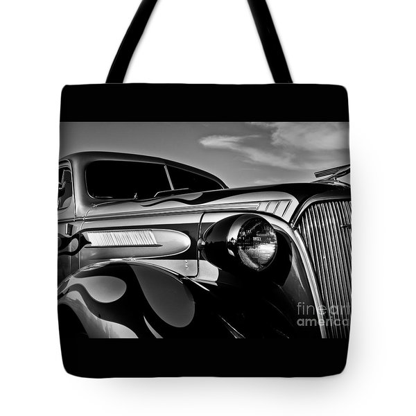 1937 Chevy Coupe Tote Bag