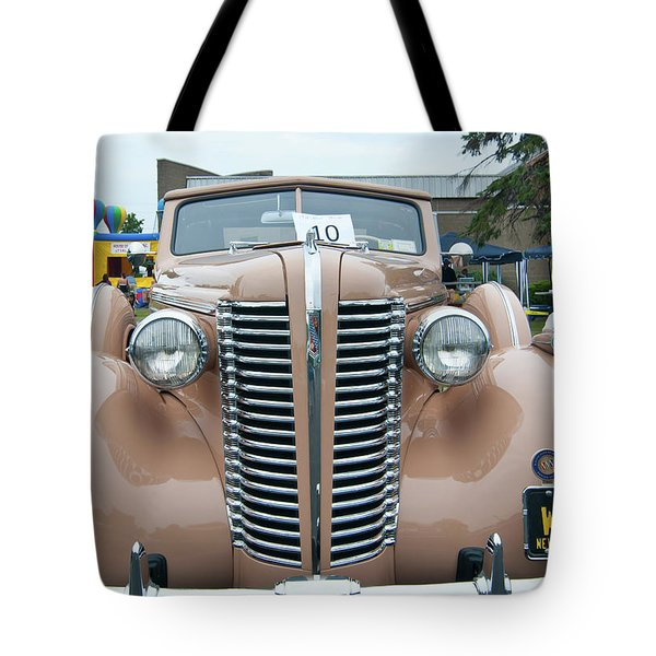 1938 Buick 2087 Tote Bag by Guy Whiteley