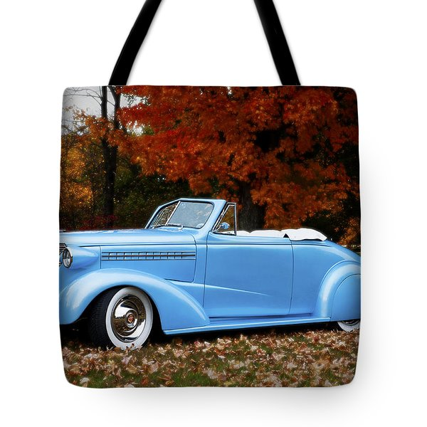 1938 Chevy Tote Bag