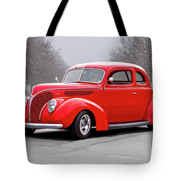 1938 Ford Coupe I Tote Bag