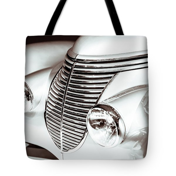 1938 Hispano-suiza H6b Xenia Front Tote Bag by Wade Brooks
