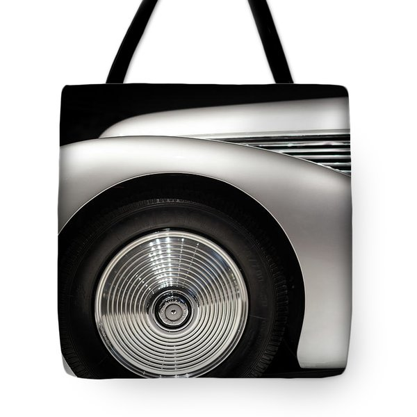 1938 Hispano-suiza H6b Xenia Tote Bag by Wade Brooks