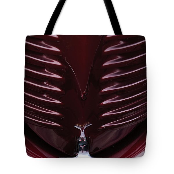 1938 Willys Grille Tote Bag by Jill Reger