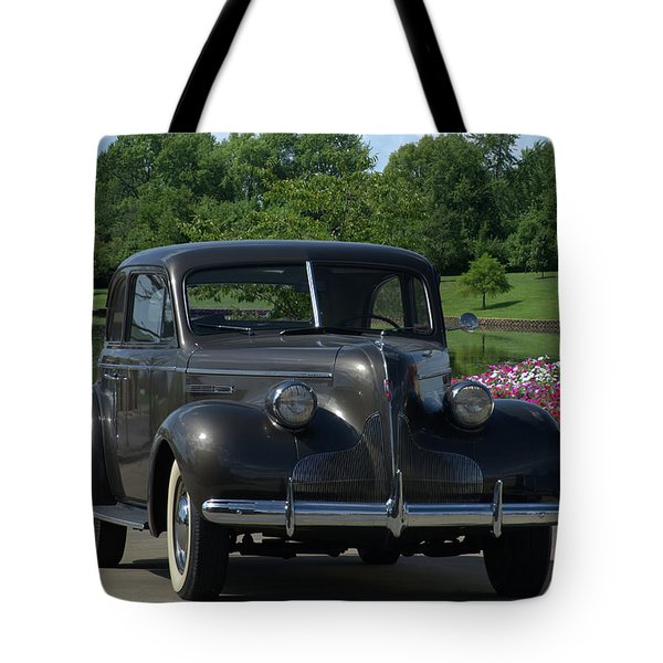 1939 Buick  Tote Bag by Tim McCullough