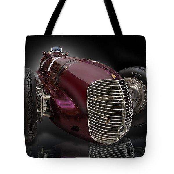 1939 Maserati 8ctf Indy Racer Tote Bag