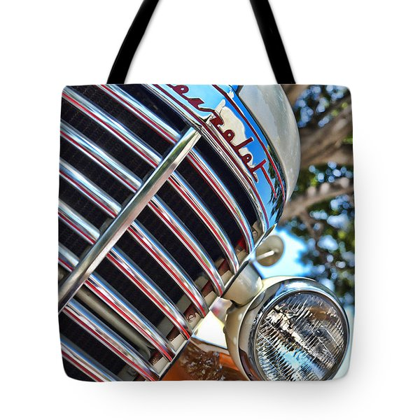1940 Chevy Truck Tote Bag