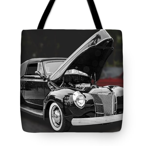 1940 Ford Deluxe Automobile Tote Bag