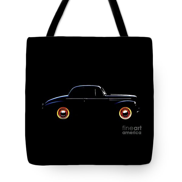 1940 Studebaker Business Coupe Tote Bag by Baggieoldboy