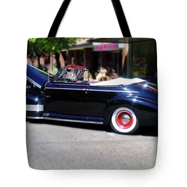 1941  Chevrolet Convertable Tote Bag