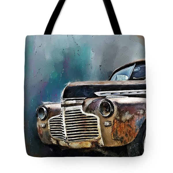 1941 Chevy Tote Bag