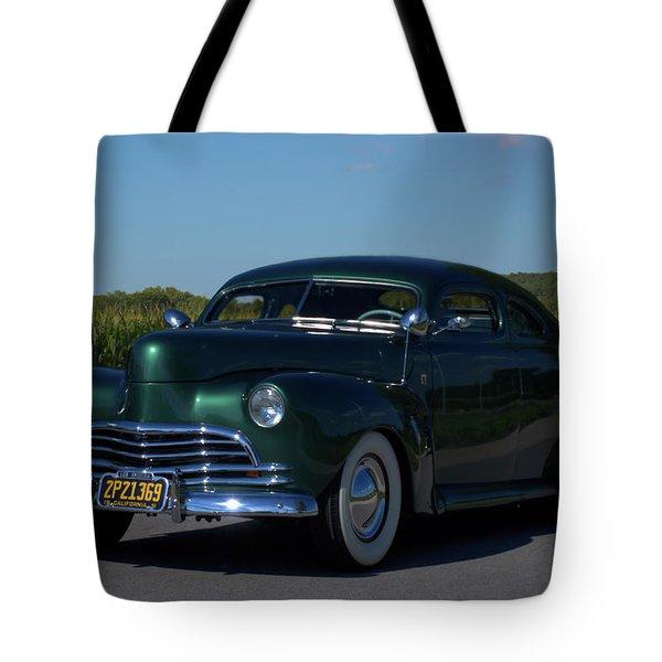 1941 Ford George Barris Custom Tote Bag