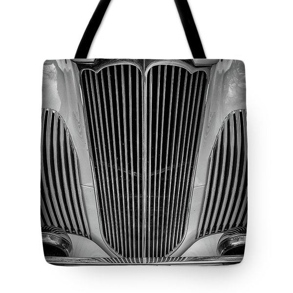 1941 Packard Convertible Tote Bag