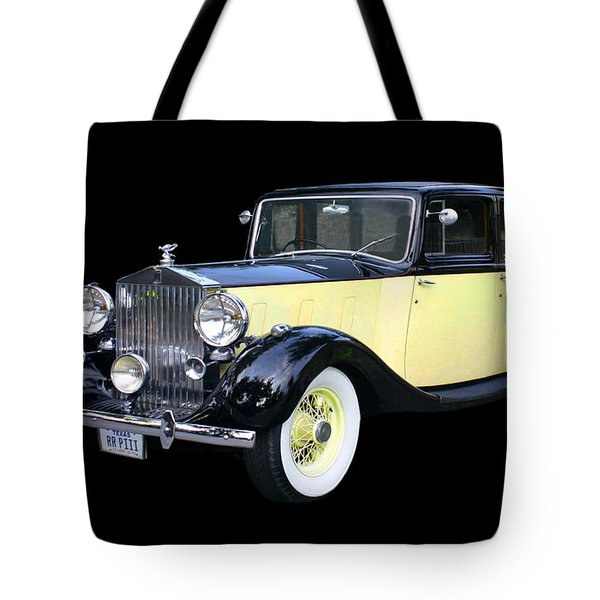 1941 Rolls-royce Phantom I I I  Tote Bag