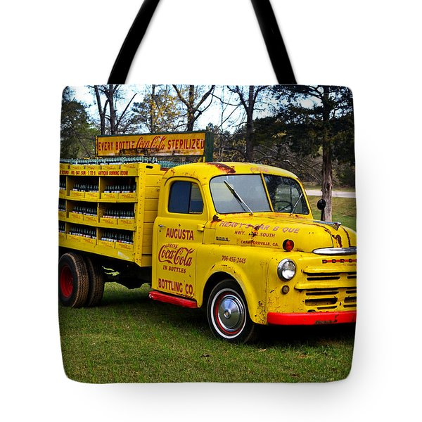 1942 Dodge Delivery Truck 001 Tote Bag