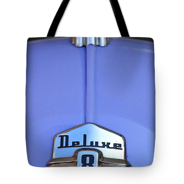 1942 Ford Hood Ornament Tote Bag by Jill Reger