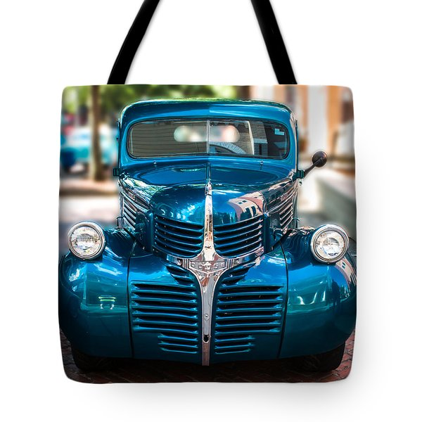 Tote Bag featuring the photograph 1945 Dodge Pickup Truck by Lynne Jenkins
