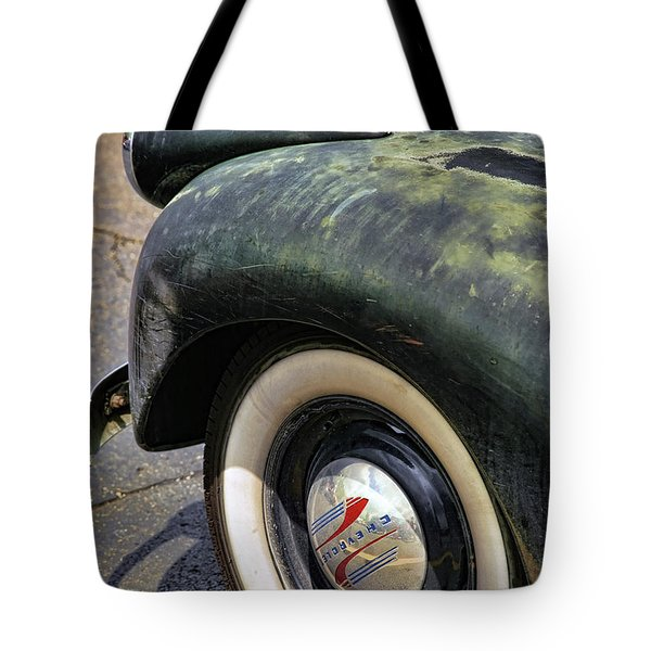 1946 Chevy Pick Up Tote Bag by Gordon Dean II