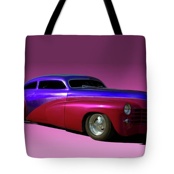 1947 Cadillac Radical Custom Tote Bag by Tim McCullough