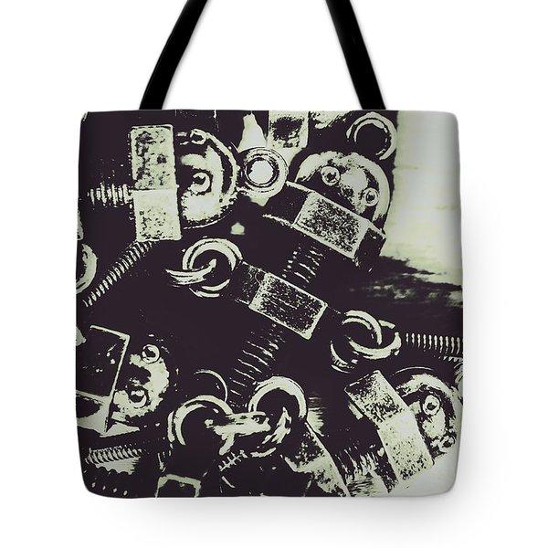 1947 Nutters Tote Bag