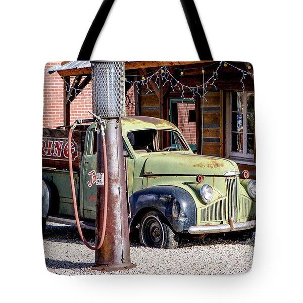 1947 Studebaker M-5 Pickup Truck Tote Bag