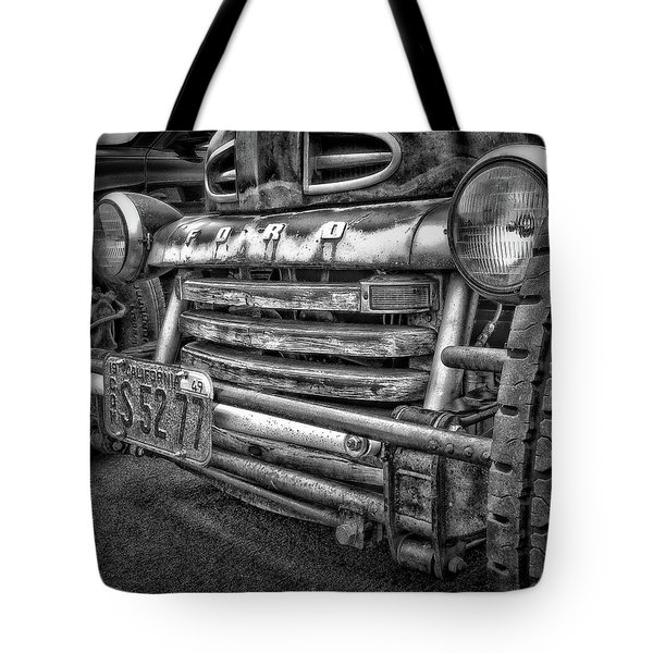 1949 Ford Tote Bag