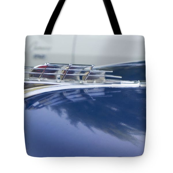 1949 Plymouth Super Deluxe Tote Bag