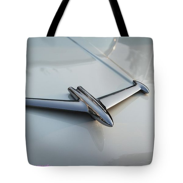 1950 Olds Tote Bag