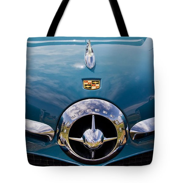 1950 Studebaker Tote Bag