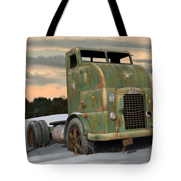 1951 Corbitt Tote Bag