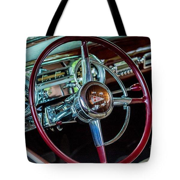 1951 Hudson Hornet Tote Bag