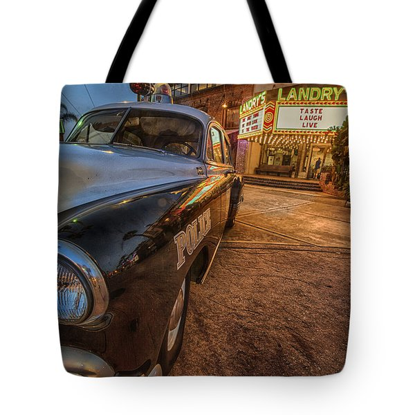 1952 Chevy  Tote Bag by Kathy Adams Clark