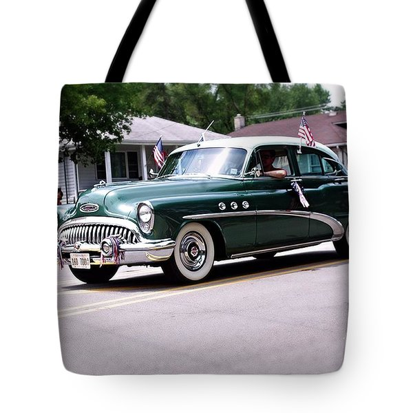 1953 Buick Special Tote Bag