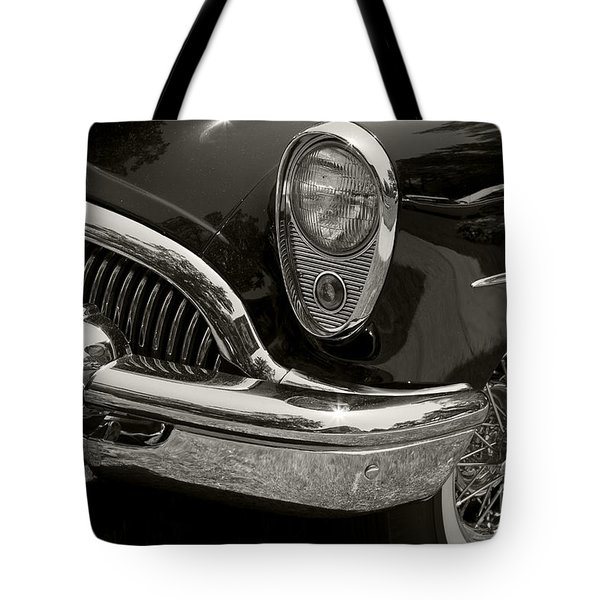 1954 Buick Roadmaster Tote Bag