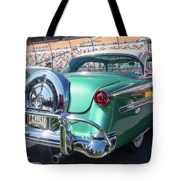 1954 Ford Automobile Tote Bag