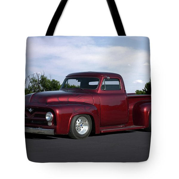 1955 Ford Pickup Tote Bag
