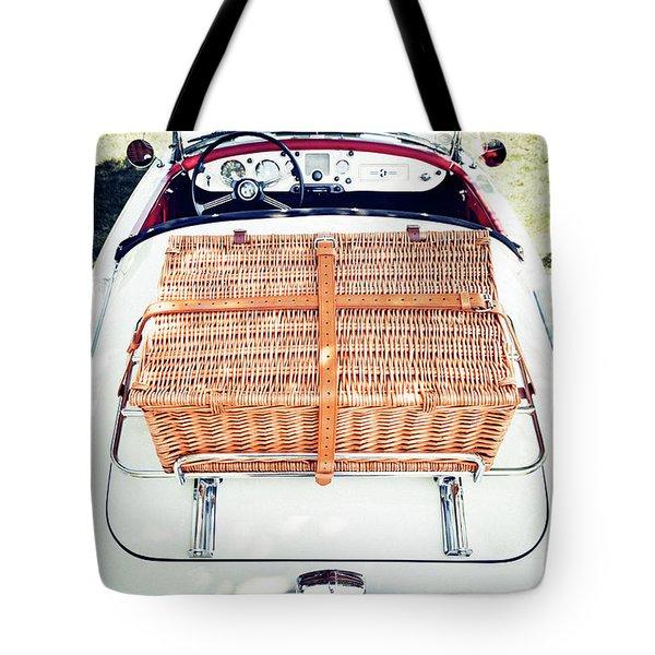 1956 Mga Roadster Tote Bag