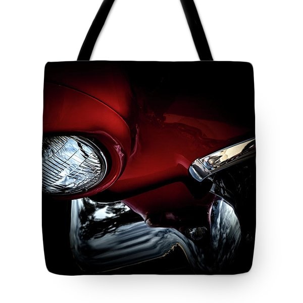1957 Ford Thunderbird, No.6 Tote Bag