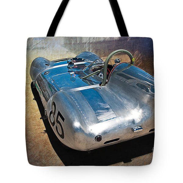 1957 Lotus Eleven Le Mans Tote Bag