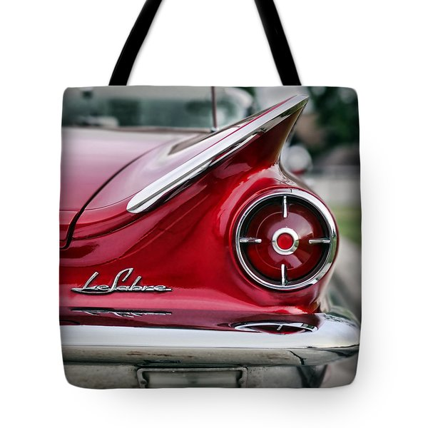 1960 Buick Lesabre Tote Bag