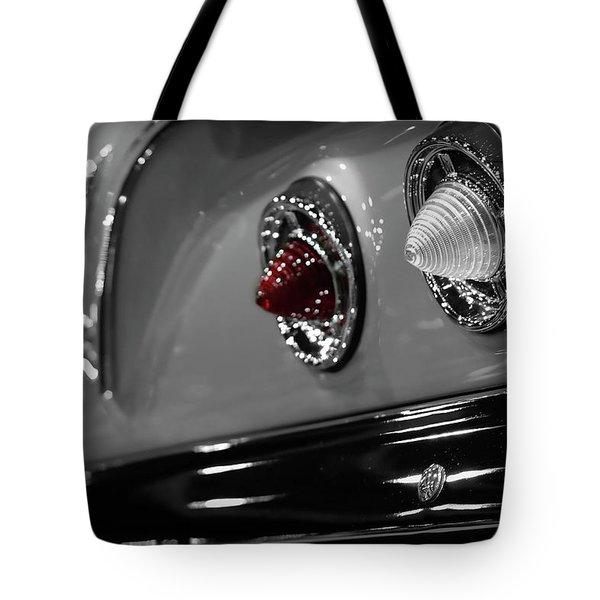 1961 Chevrolet Impala Tote Bag by Gordon Dean II