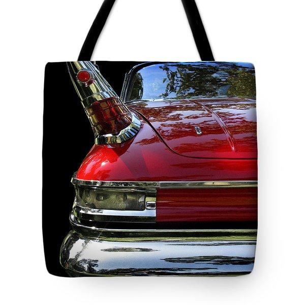 1961 Desoto Tote Bag by Peter Piatt