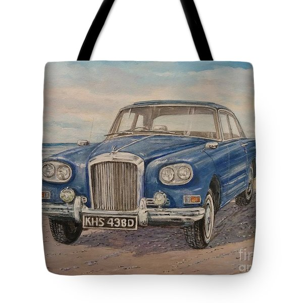 1963 Bentley Continental S3 Coupe Tote Bag