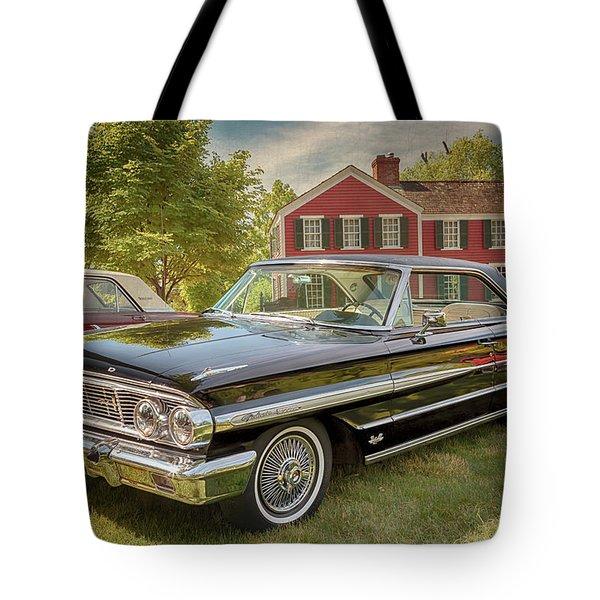 1964 Ford Galaxie 500 Xl Tote Bag