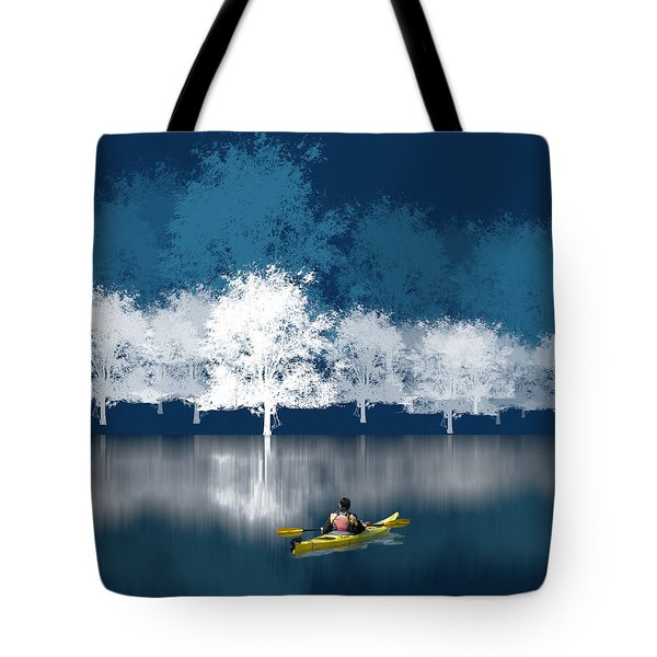 Tote Bag featuring the photograph 1964 by Peter Holme III