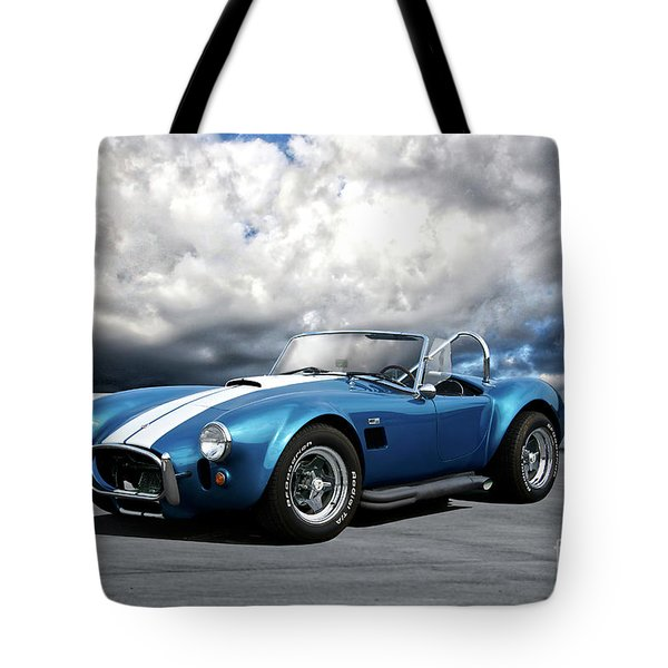 1966 Shelby 427 Cobra Tote Bag