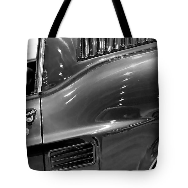 1967 Ford Mustang Fastback Tote Bag by Gordon Dean II