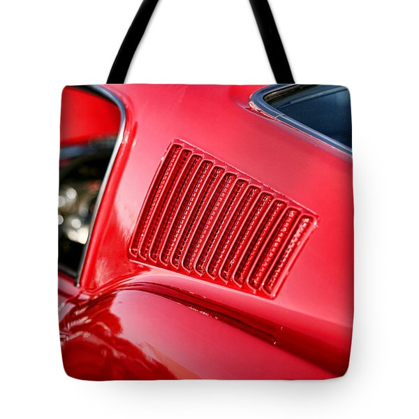 1967 Ford Mustang Gt  Tote Bag by Gordon Dean II