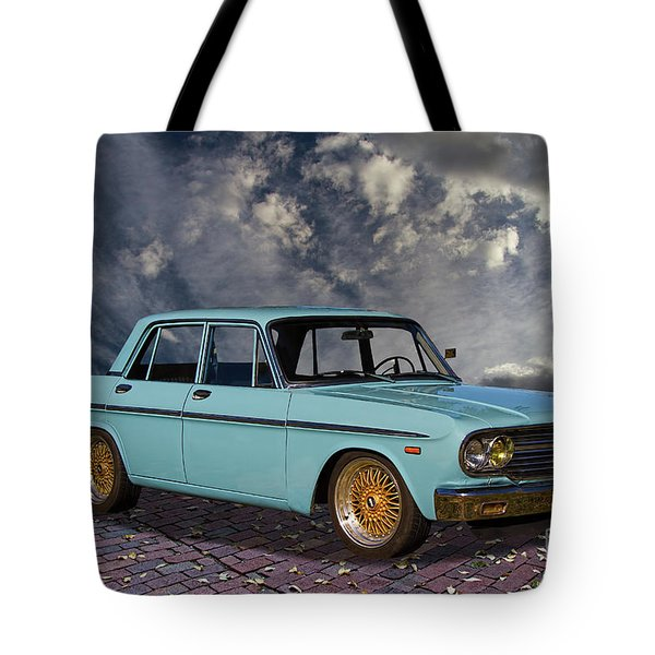 1967 Toyota Crown Deluxe 3 Tote Bag