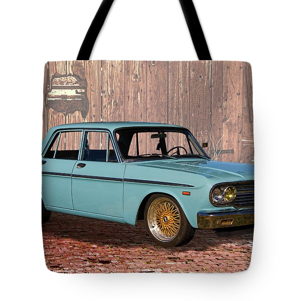 1967 Toyota Crown Deluxe Tote Bag